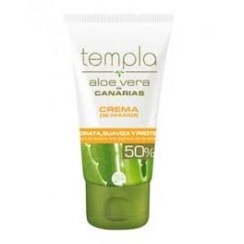 Crème pour les mains à l'aloe vera Templa 50 ml