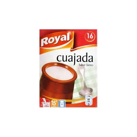 """Préparation pour dessert caillé """"cuajada"""""""