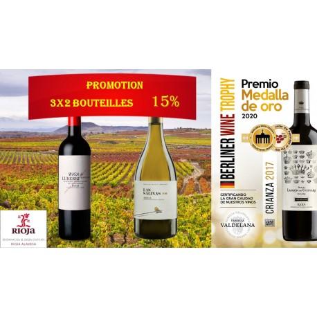 Promotion vins Rioja Alavesa DOC