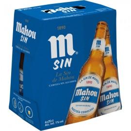 Pack BIère Mahou sans alcool