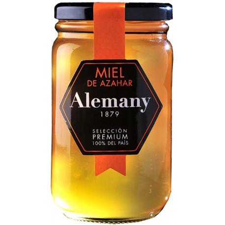 Miel de fleur d'oranger