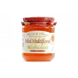 Miel multifloral D.O. Miel de la Alcarria 500 gr