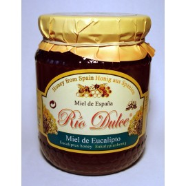 Miel d'eucaliptus 500 gr