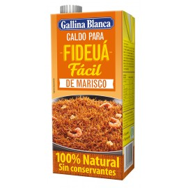Bouillon pour Fideuá Gallina Blanca