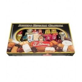 Assortiment de mantecados - Surtido Especial Granada 700 gr