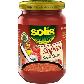 Sofrito Solís, estilo casero