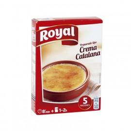 Préparation pour Crème Catalane