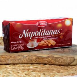Biscuits Napolitanas 213 gr