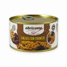 Callos avec du chorizo / Callos con chorizo