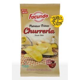 Chips nature / Patatas fritas sabor natural