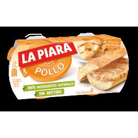 Crème à tartiner au poulet / Crema de pechuga de pollo