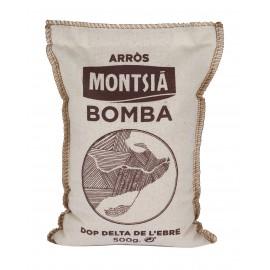Riz bomba D.O. Delta del Ebro / Arroz bomba 500 gr