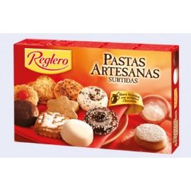 Assortiment de biscuits artisanaux / Pastas artesanas surtidas Reglero