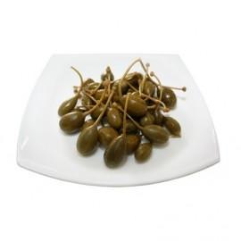 Fruits du câprier au vinaigre / Alcaparrones en vinagre