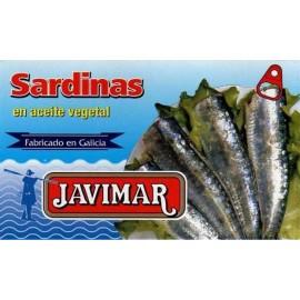 Petites sardines en sauce tomate (Sardinillas)