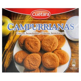 Biscuits Campurrianas