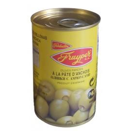 Olives farcies aux anchois 300 gr net
