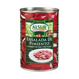 Salade de poivrons du Piquillo