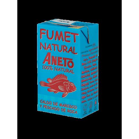 Fumet de pescado Aneto
