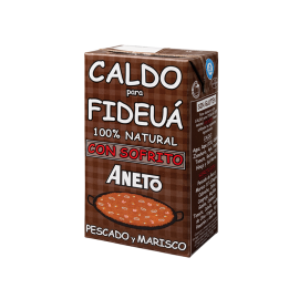 Bouillon pour Fideuá ANETO